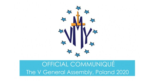 Official Comuniqué VMY Fifth General Assembly – Poland 2020
