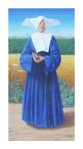 thumbnail of Blessed Marta Wiecka Holy Card