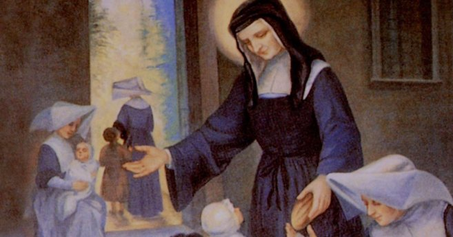 St. Louise de Marillac: gifted mentor, energetic influencer