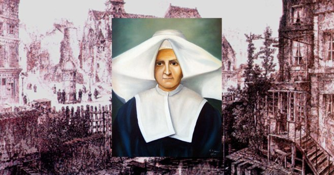 Blessed Rosalie Rendu: Heroine at the Bedside of Cholera Victims