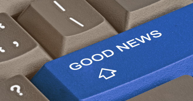 "Does ""Good News"" Call for Change?"