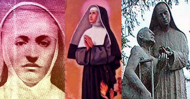 Feast Day of St. Agostina Pietrantoni, Sister of Charity of Saint Joan Antida Thouret