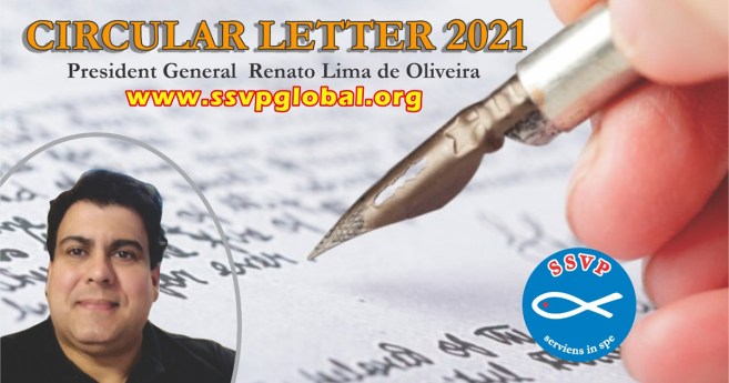 Circular Letter 2021 from the President General of the Society of St. Vincent de Paul