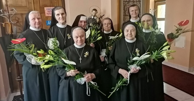 Interview with Sister M. Pavla Draganová, Superior General de la Congregation of the Sisters of Mercy of Saint Vincent