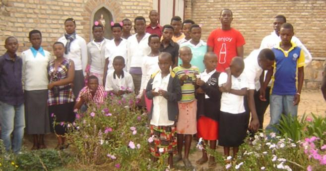 """The """"Friends of Saint Vincent de Paul Project"""" (Rwanda)"""
