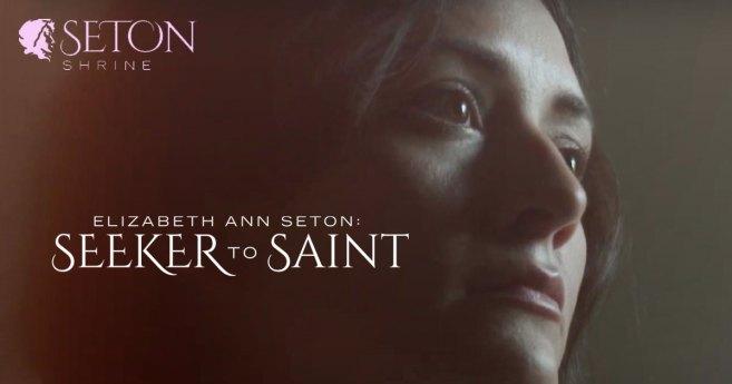 "Seton Shrine Debuts ""Seeker to Saint"" Video Series"