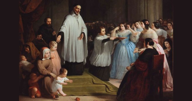 St. Louise's Notes on the Ladies of Charity