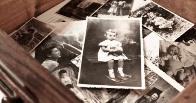 The Rosary As Scrapbook of Mary's Memories