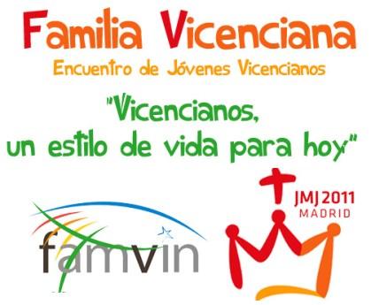 Hacia el encuentro de Jóvenes Vicencianos y la JMJ