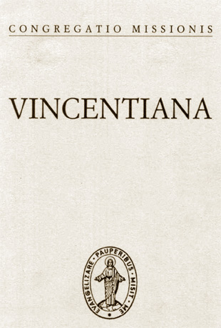 Vincentiana, 1995-2002