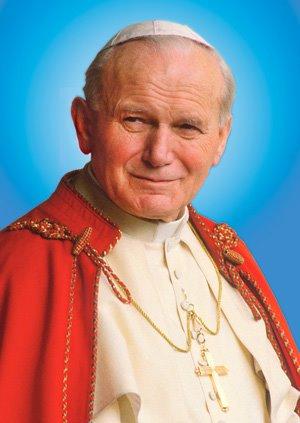 22 de octubre, fiesta del beato Juan Pablo II