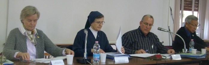 Encuentro de Familia Vicenciana Internacional 2012