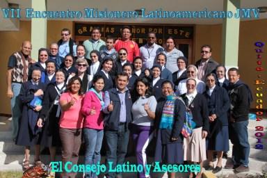 Asesores y Consejo Latino
