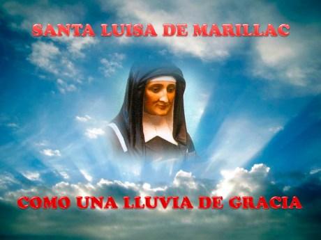 Power Point  «Santa Luisa de Marillac: como una lluvia de gracia»