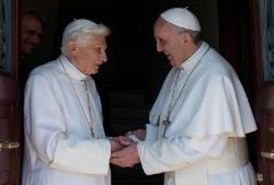 Síntesis y descarga de la Encíclica del Papa Francisco «Lumen fidei»