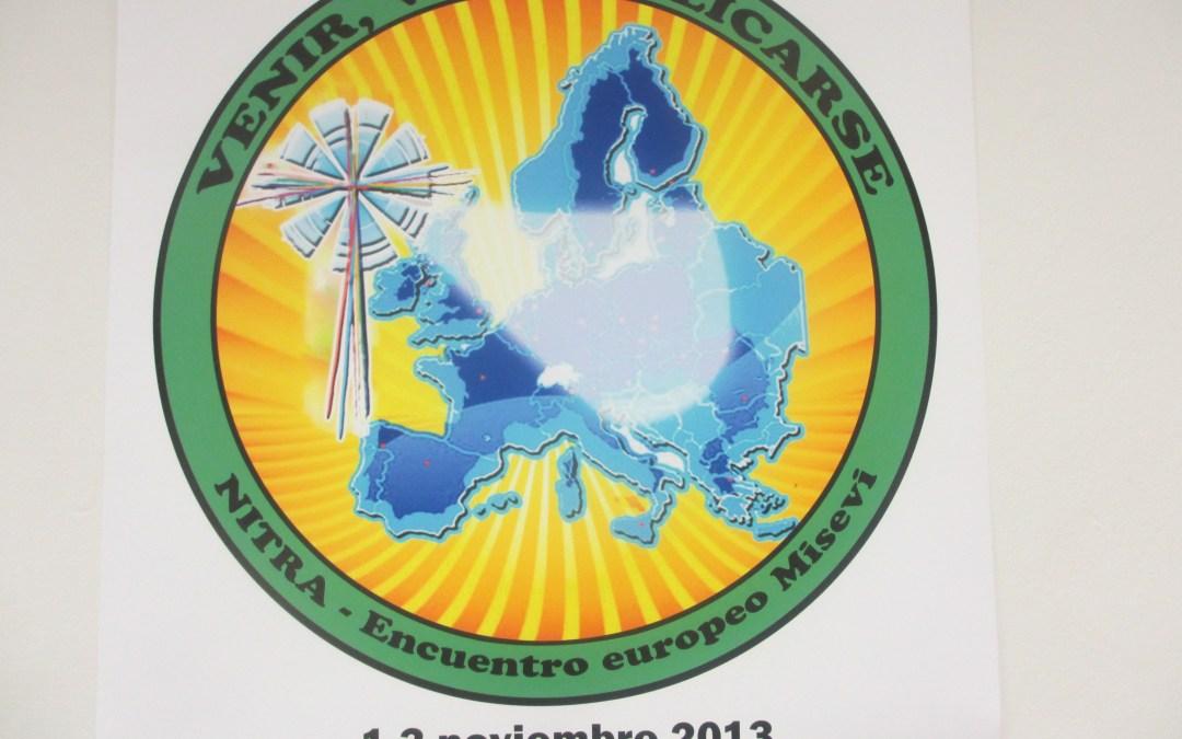 Encuentro MISEVI-Europa y Medio Oriente