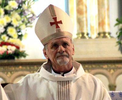 Mons. Bokalic, C.M., obispo de Santiago del Estero