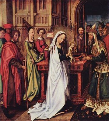Reflexiones Vicentinas al Evangelio: La Presentación del Señor