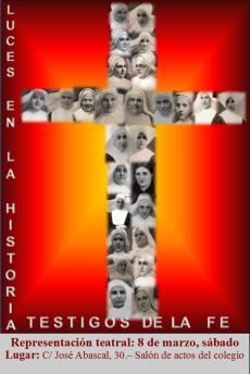 Tras las huellas de los mártires: Itinerario martirial y representación teatral en Madrid