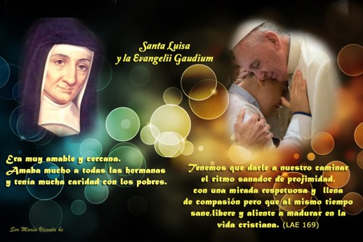 Power Point «Ante la Madre del Cielo: Santa Luisa»