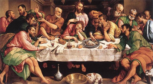 Reflexiones Vicentinas al Evangelio: Jueves Santo