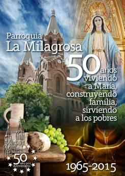 Bodas de oro de la Parroquia «La Milagrosa» (Madrid, España)