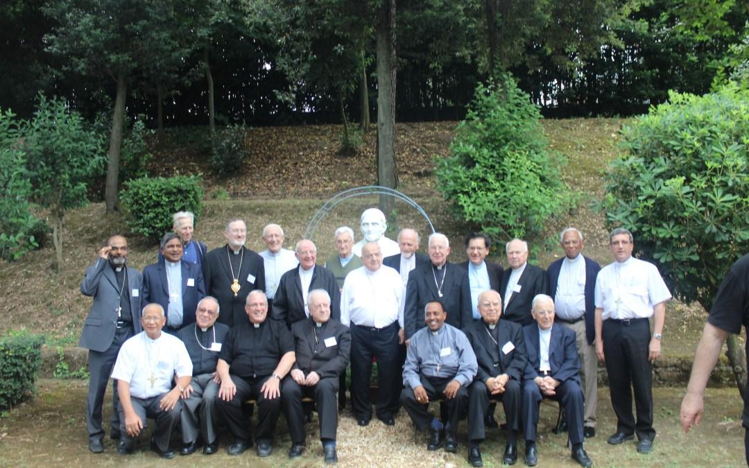 Primer encuentro de obispos paúles del mundo