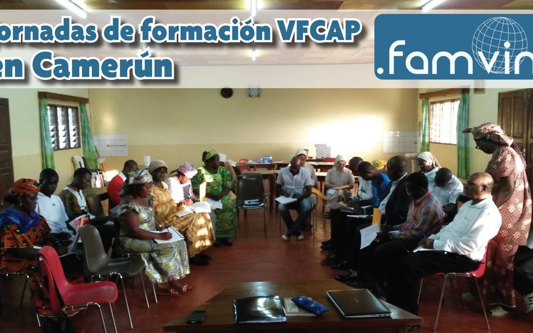 Sesión VFCAP en Camerún. Cuarta jornada