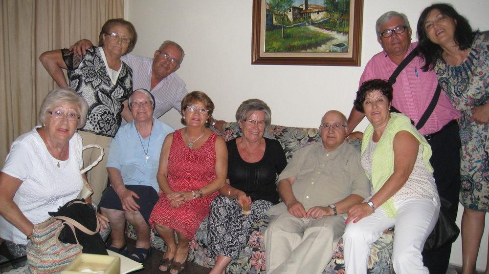 Encuentro de verano de parroquias misionadas en España