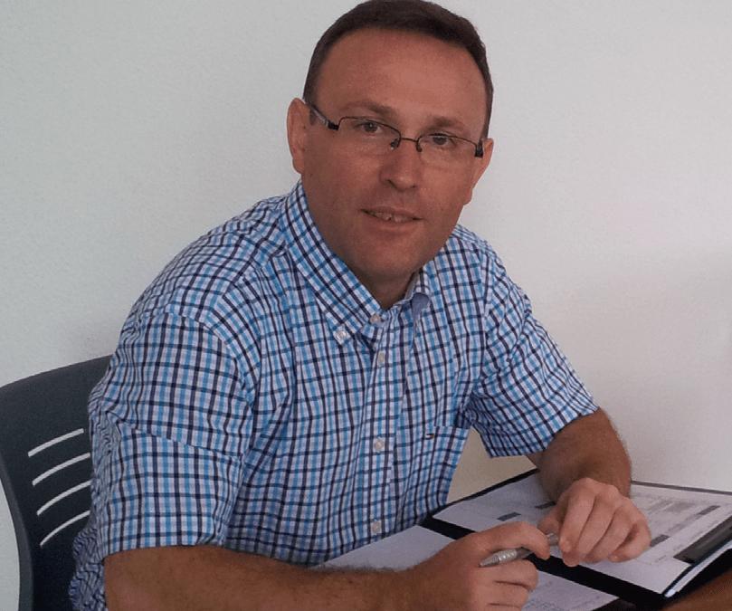 El año de la colaboración vicenciana para… José Francisco Orzoco, C.M.