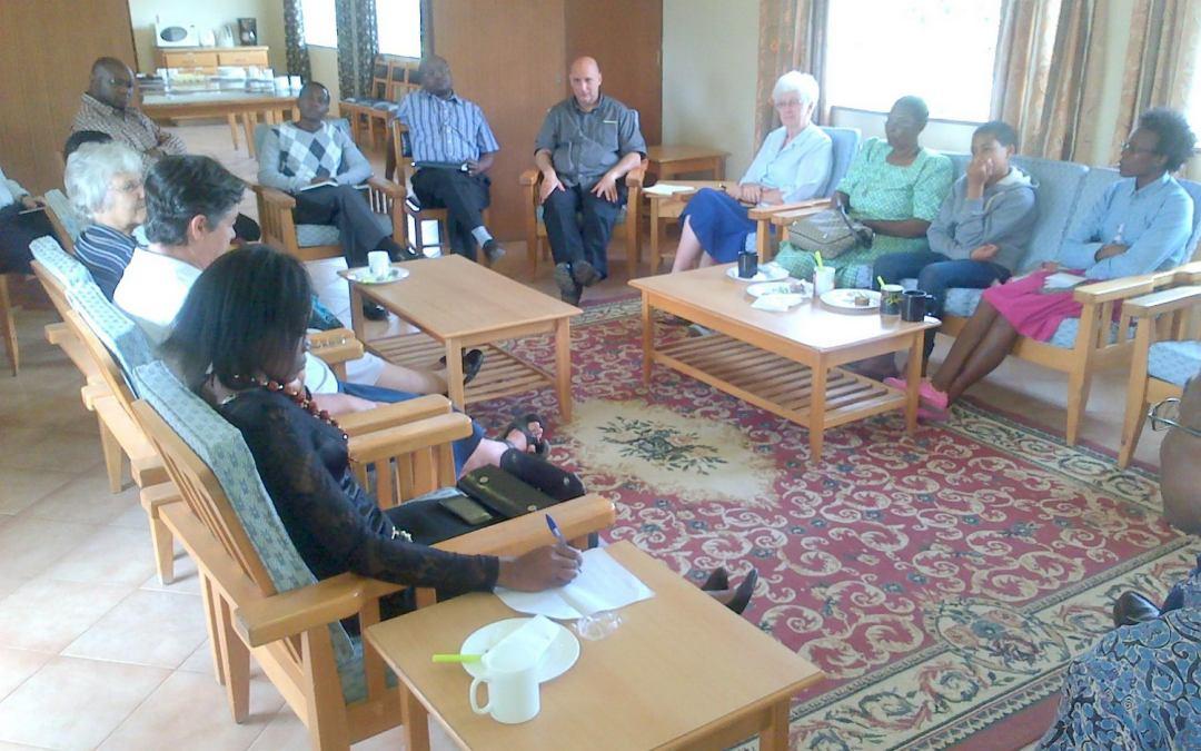 Creación de una Organización Nacional de la Familia Vicenciana en Kenia