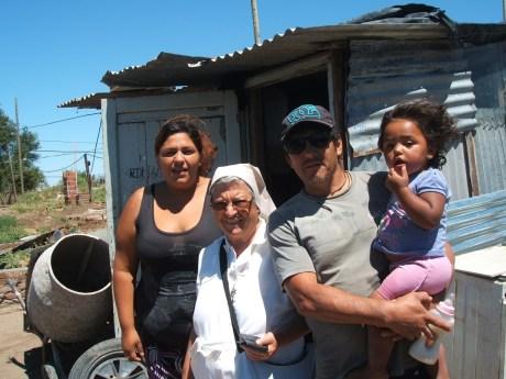 Testimonio de una Hija de la Caridad misionera en Argentina