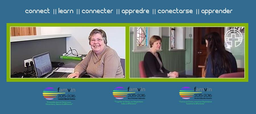 Conectarse y Aprender: Congregación de las Hermanas de la Santa Fe