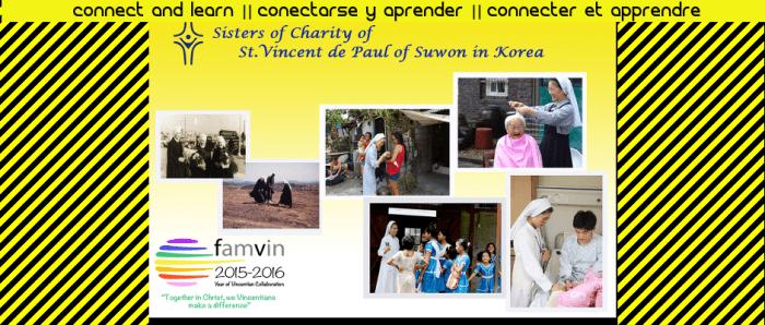 Conectarse y aprender: Hermanas de la Caridad de San Vicente de Paúl de Suwon en Corea