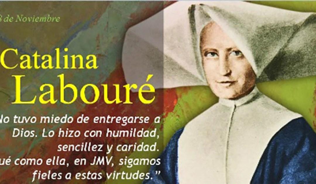 Algunos datos biográficos sobre santa Catalina Labouré