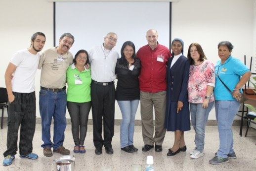 La Familia Vicentina en Venezuela