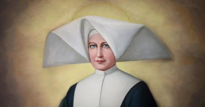 Santa Catalina Labouré (1806-1876)