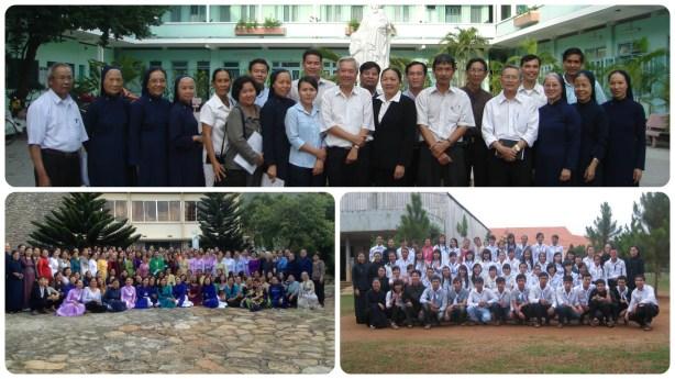 Colaboración Vicenciana en Vietnam