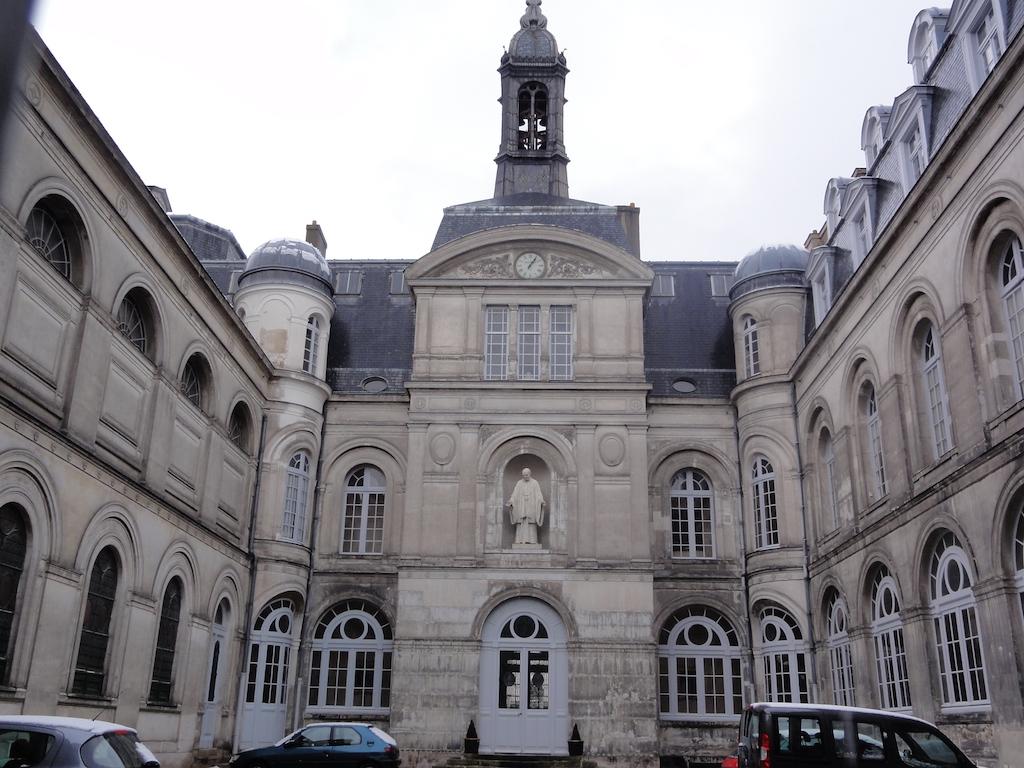 Casa Madre de San Lázaro, en París