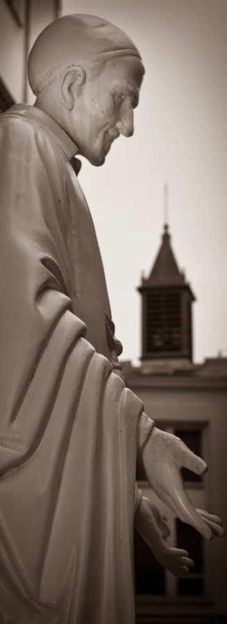 estatua vicente