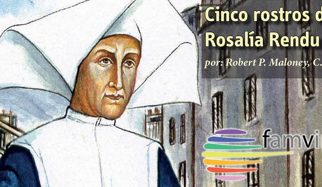 El 7 de febrero celebramos la memoria de la beata Rosalía Rendu
