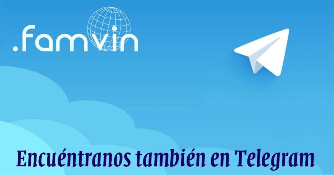 famvin Telegram