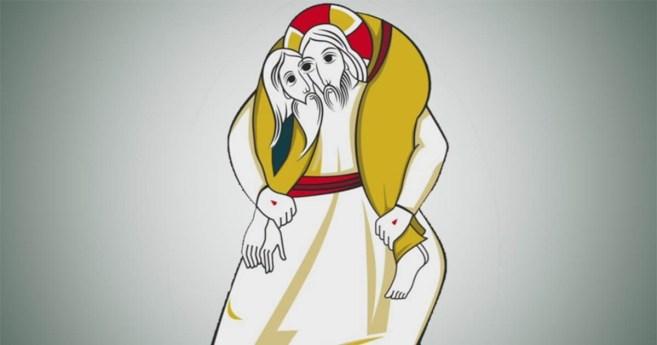 Descripción del Logo del Jubileo de la Misericordia