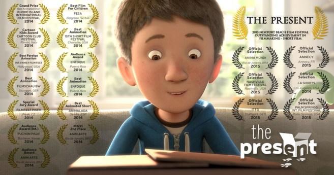 «The Present» («El Regalo»): un cortometraje que te hará pensar