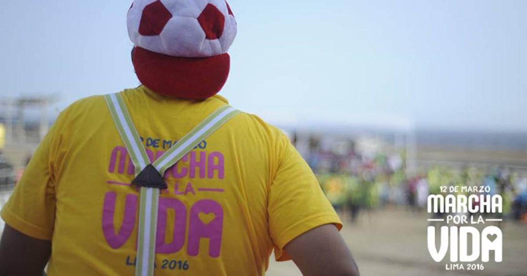 marcha por la vida peru 2016 1