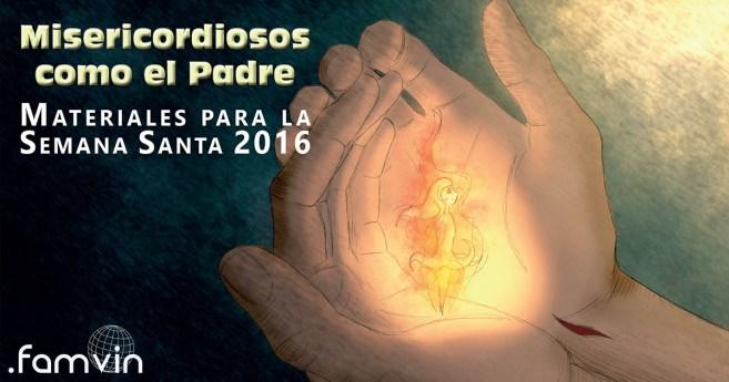 Materiales para una Semana Santa Vicenciana 2016