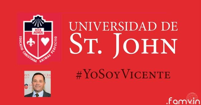 Me atrapó #YoSoyVicente @SJUMission