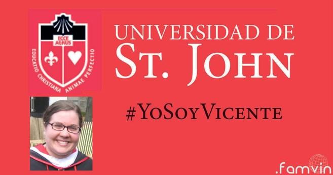 Vocación para la oración #YoSoyVicente @SJUMission