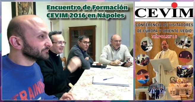 Encuentro de Formación CEVIM 2016 en Nápoles