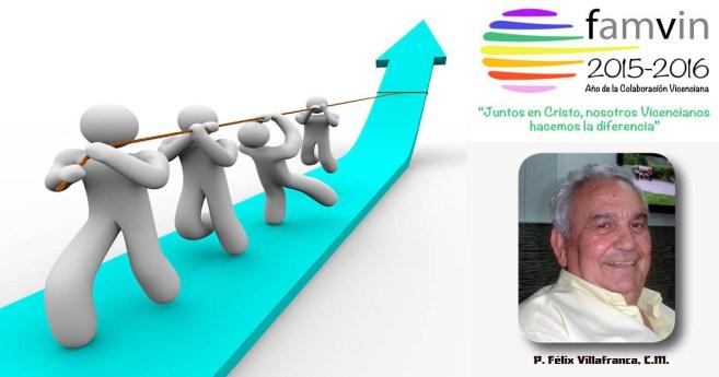 Reflexiones abiertas, en el año de la colaboración vicenciana (8)